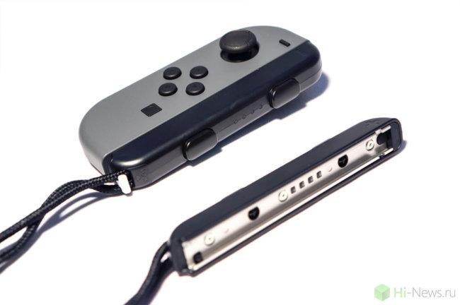 Обзор игровой консоли Nintendo Switch