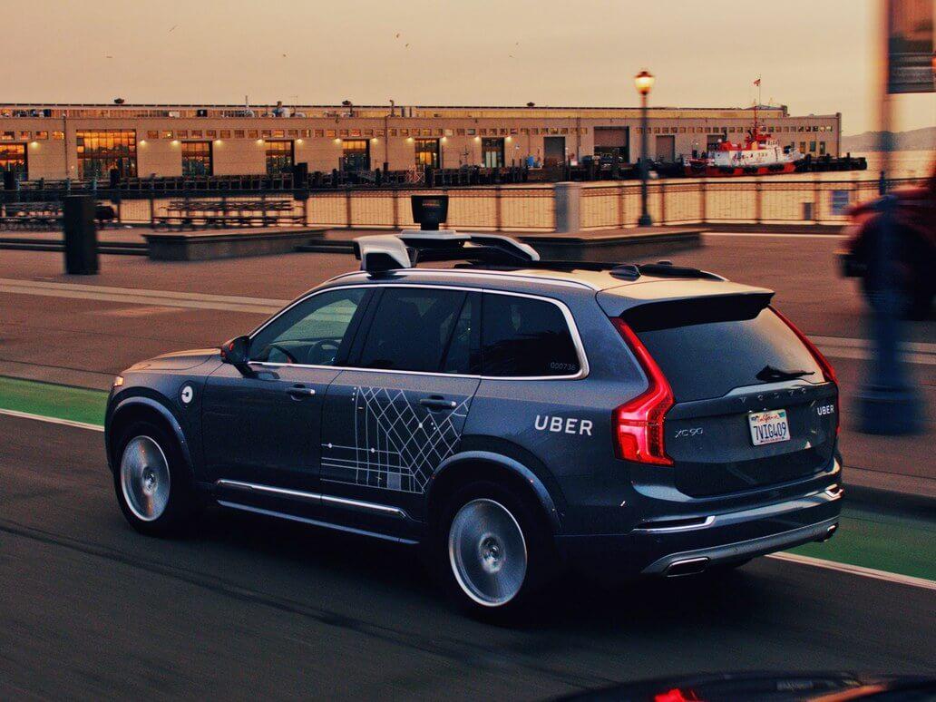 Авария с участием автомобиля Uber подтверждает необходимость самоуправляемых авто