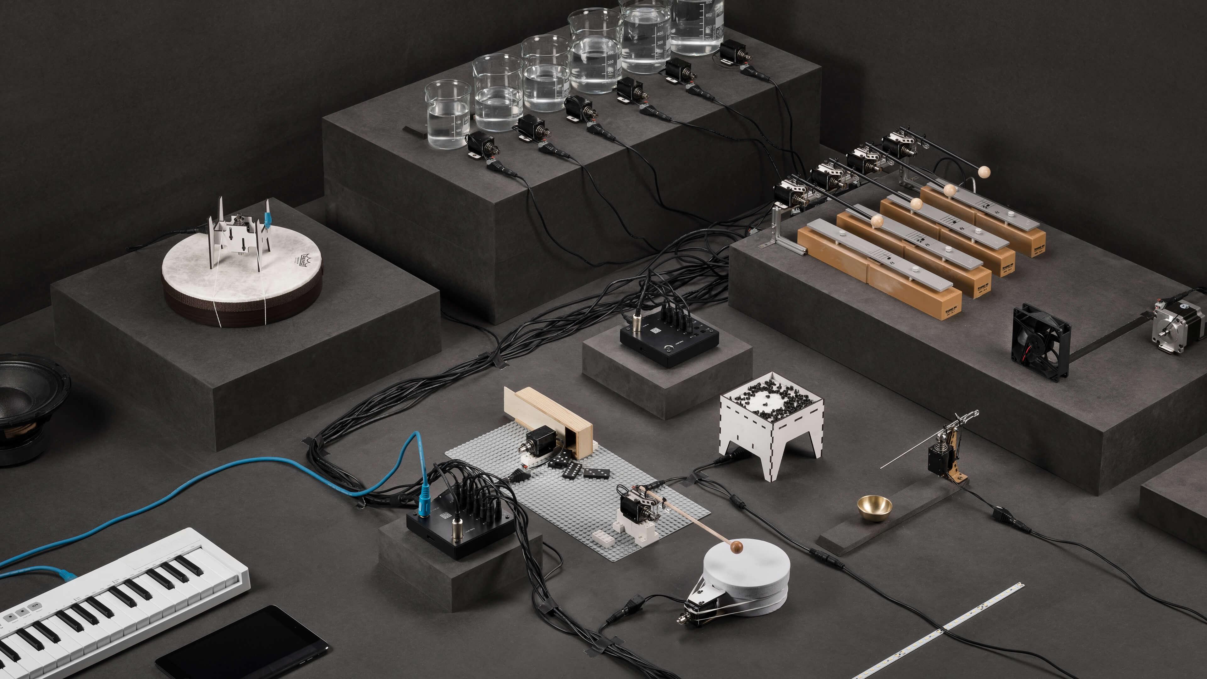На Kickstarter собирают деньги на создание автоматического барабанщика