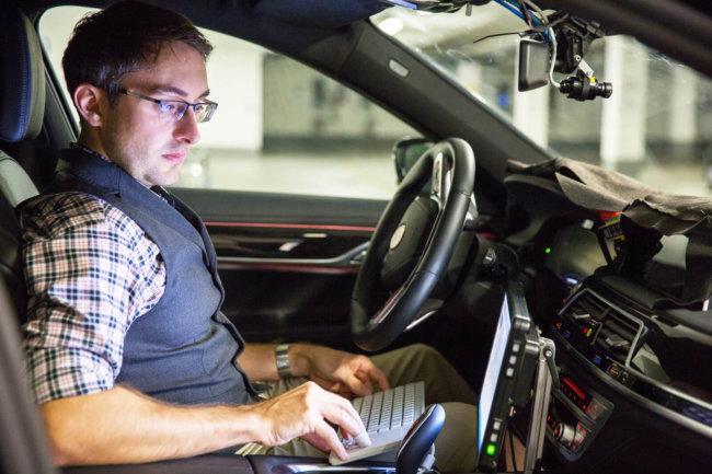Intel приобретет разработчика технологий для автономно управляемых авто