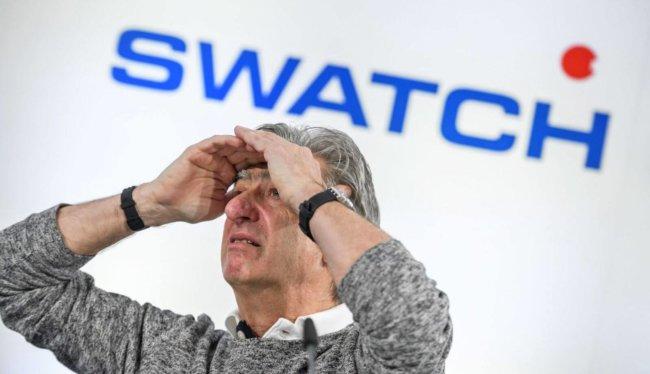 Swatch Group работает над созданием механизма умных часов