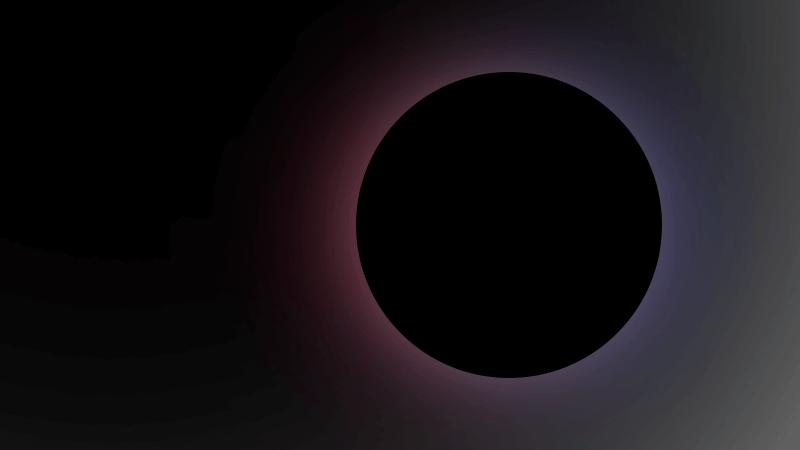 Невероятная теория совмещает черные дыры, темную материю и гравитационные волны
