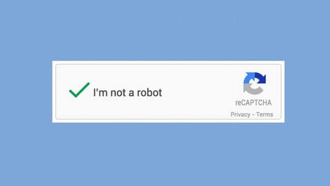 Компания Google придумала, как сделать reCAPTCHA невидимой