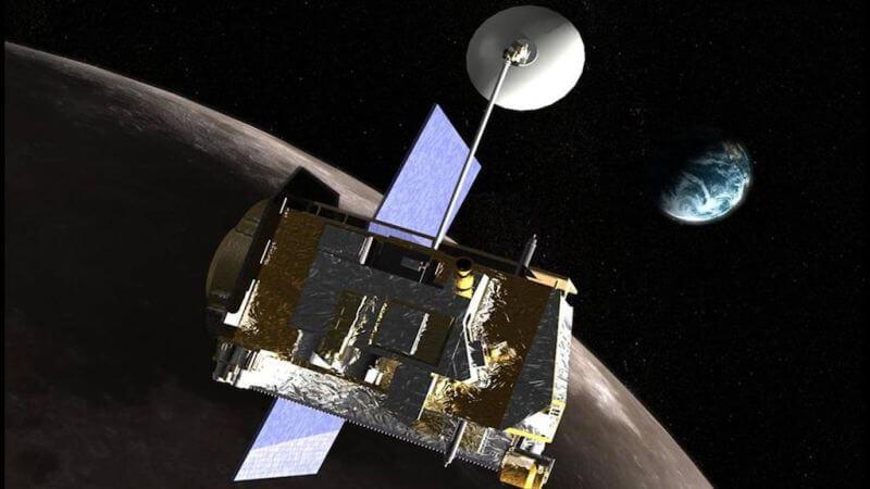 НАСА обнаружило индийский спутник, потерянный в космосе семь лет назад