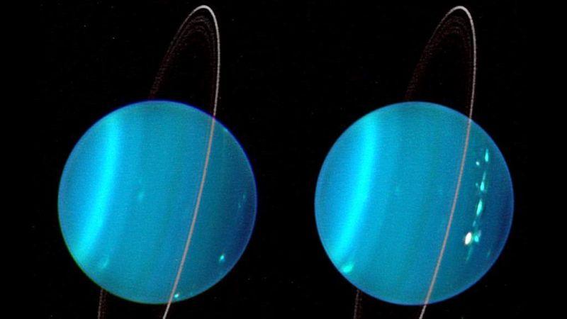 Почему удивительный мир Урана незаслуженно лишен внимания? (2 фото + видео)