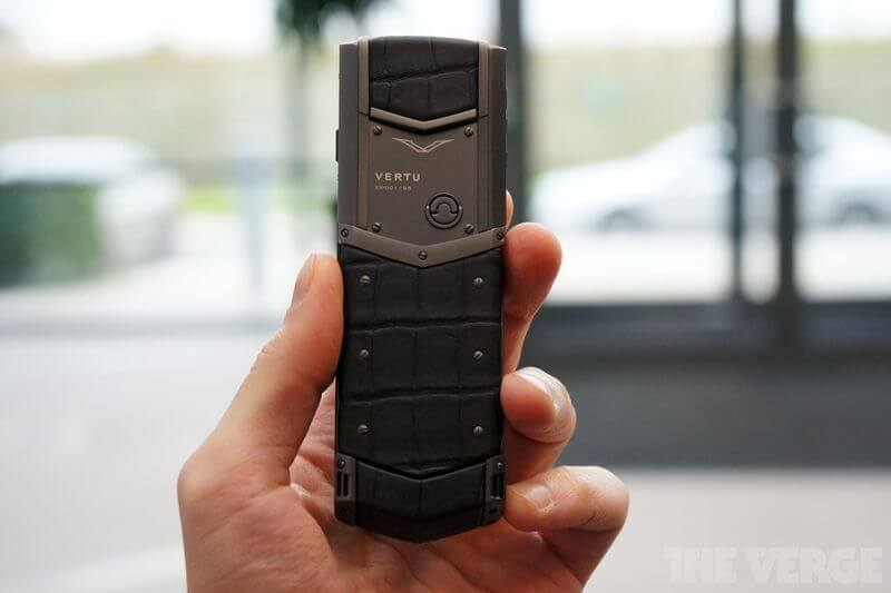 Производитель телефонов Vertu продан вкоторый раз