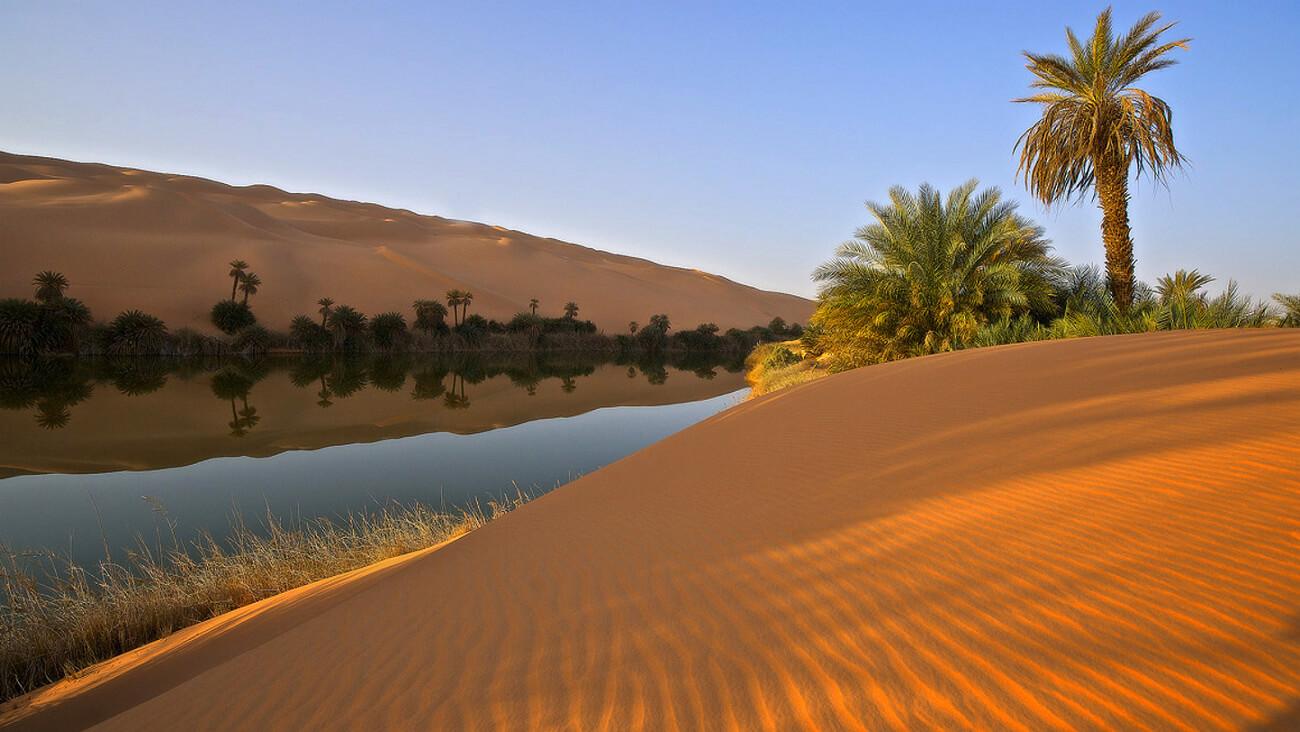 Как пустынный зной поможет «добыть» воду? Технические подробности