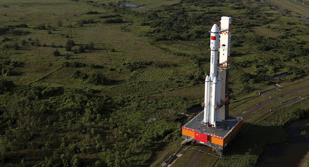 Правительство Китая основало центр развития коммерческих космических технологий
