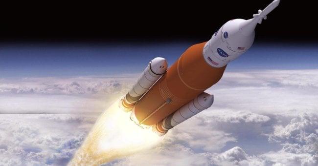 Из-за нерасторопных европейцев NASA запустит сверхтяжелую ракету SLS с сильным опозданием