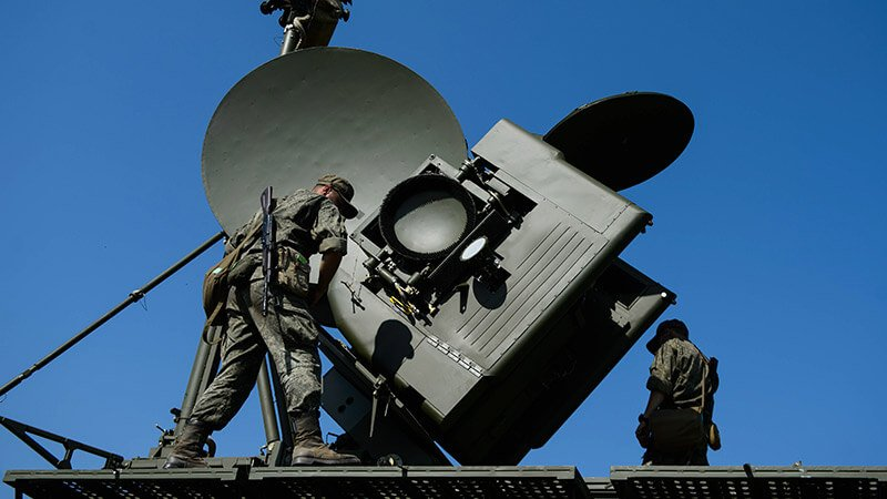 армия получит автоматизированный комплекс рэб былина