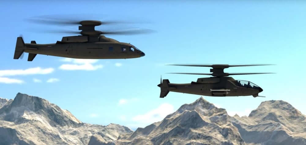 Lockheed Martin раскрыла детали боевого вертолета, создаваемого на базе Sikorsky X2