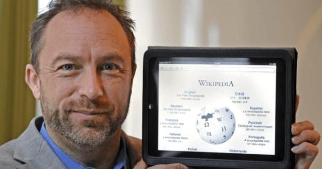 Создатель Wikipedia запустил свой новый проект - «Новости интернета»