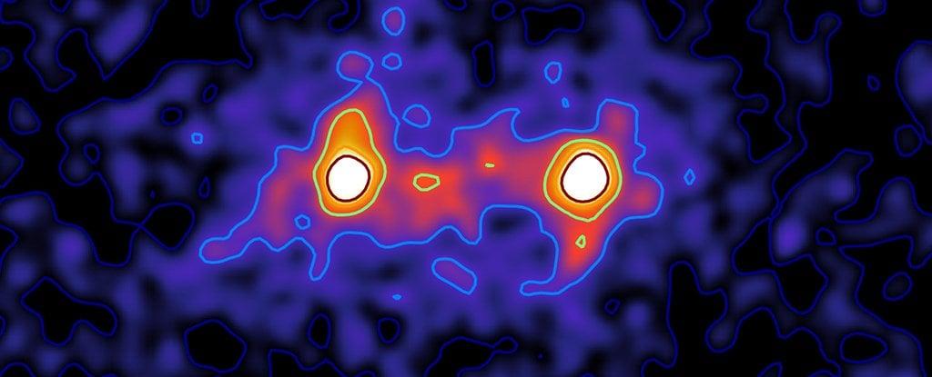 Изучение галактической паутины дает первые результаты