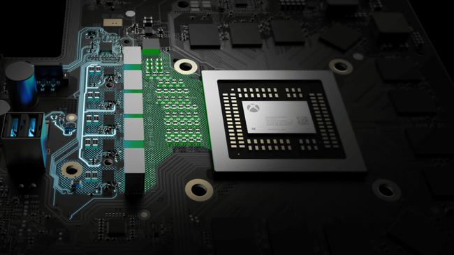 Вкомпании Microsoft проинформировали характеристики супер-устройства Project Scorpio