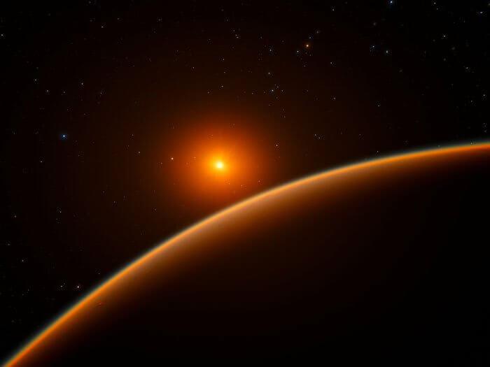 Астрономы нашли еще одну «идеальную» экзопланету (3 фото)