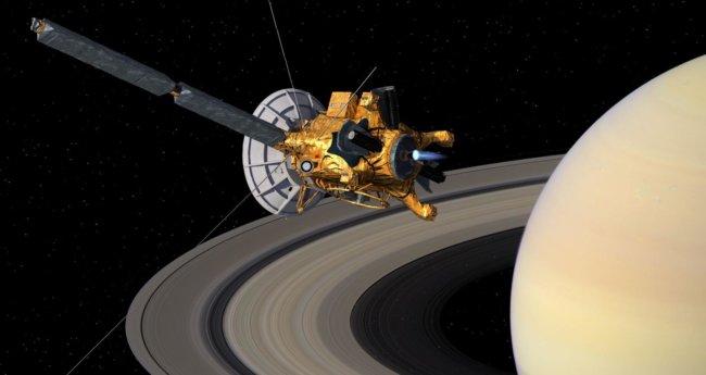 Чем закончится последняя миссия космического аппарата Cassini