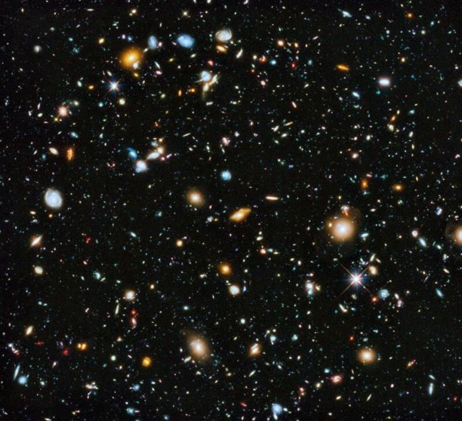 Может ли Вселенная однажды схлопнуться? (5 фото)