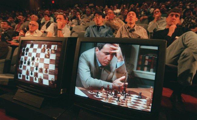 Deep Blue против Каспарова: двадцать лет революции больших данных (5 фото)