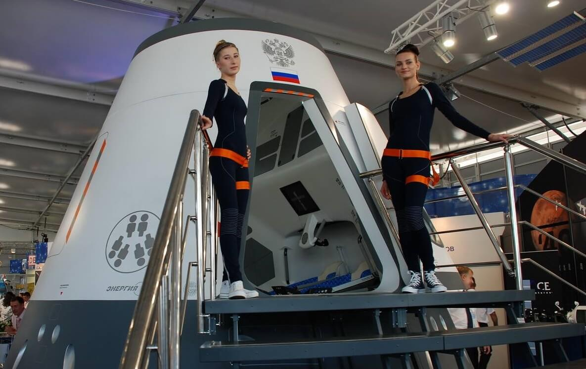 1-ый полет космического корабля «Федерация» перенесут на 2022-й год