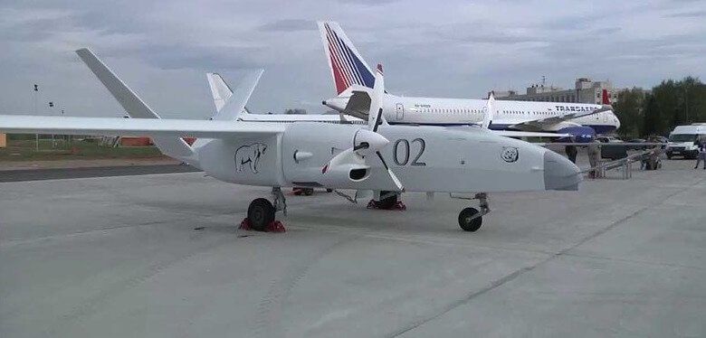 Казанские авиаконструкторы обновили тяжёлый беспилотник «Альтаир»