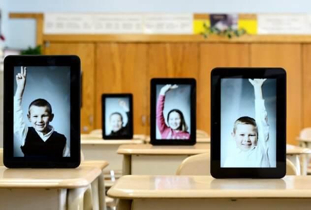 3a virtual school 168620306 - 10 футуристических версий привычных мест