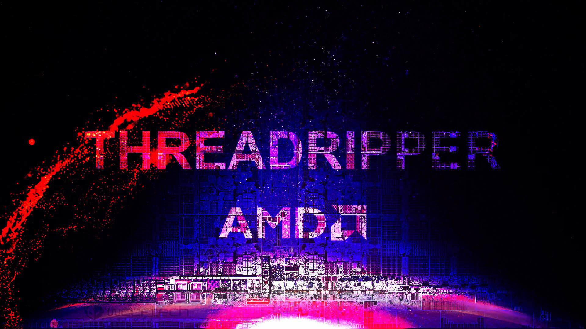AMD представила 16-ядерный процессор Ryzen Threadripper