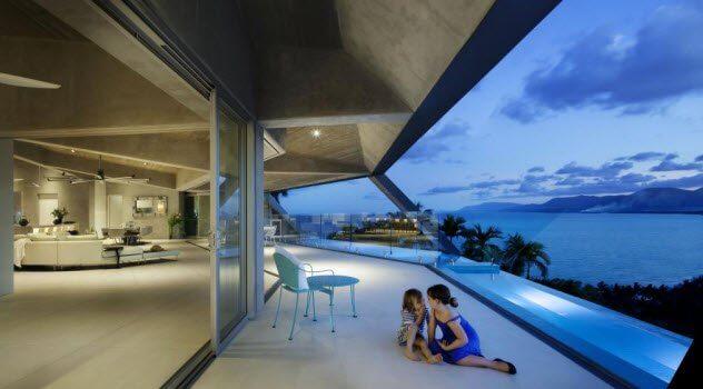 8 futuristic home - 10 футуристических версий привычных мест