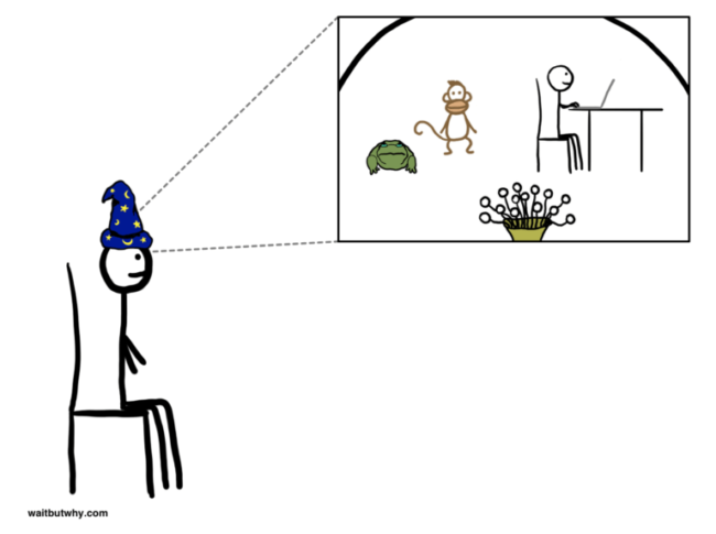 Human brain using computer 2 768x573 650x485 - Neuralink Илона Маска. Часть седьмая: великое слияние