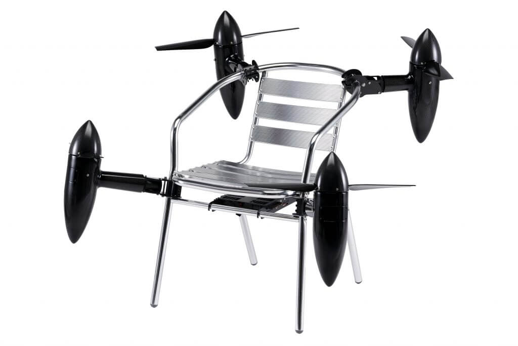 Prodrone превратит в дрон что угодно