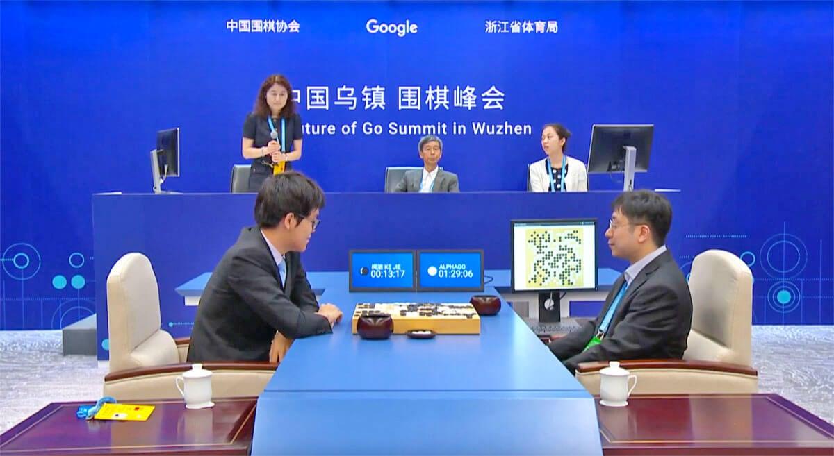 Алгоритм AlphaGo стал чемпионом мира по игре го