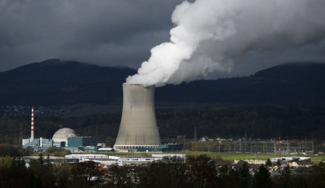 Швейцария отказалась от ядерной энергетики (2 фото)