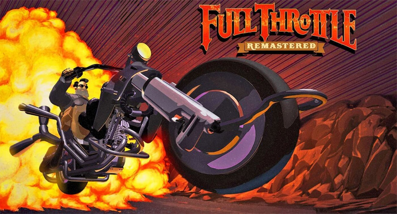 Обзор игры Full Throttle: Remastered. Рок на века!