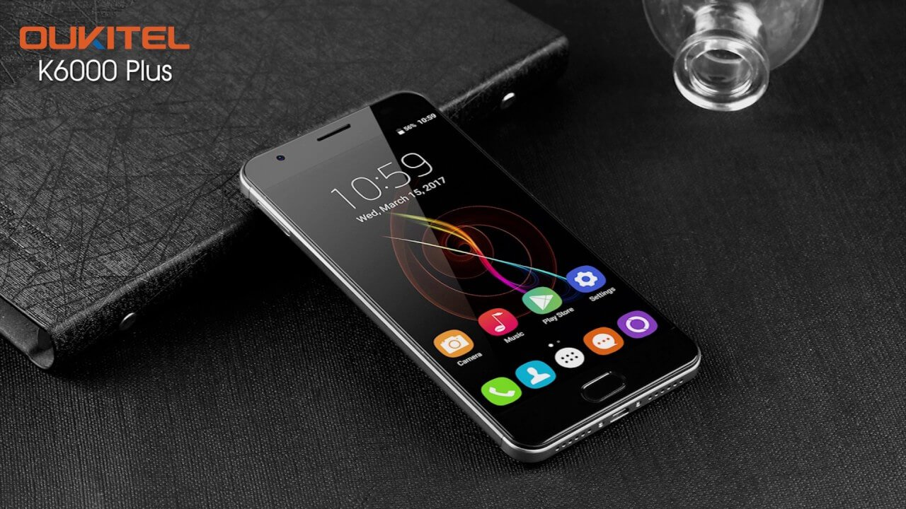 Раскрыты детали о телефоне Oukitel K10000 Pro сбатареей на10000 мАч