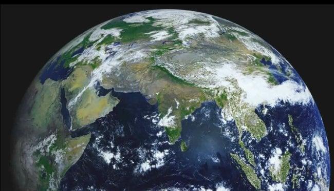 Гипотеза расширения Земли с увеличением массы