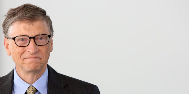 Семь предсказаний на будущее от Билла Гейтса