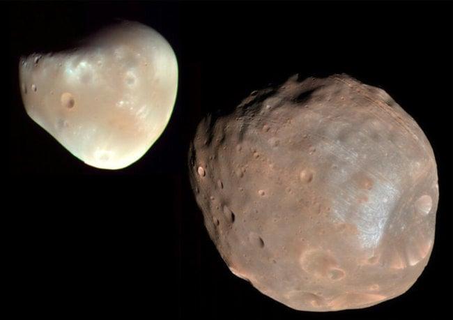 Японское космическое агентство посетит спутники Марса в 2024 году (4 фото)
