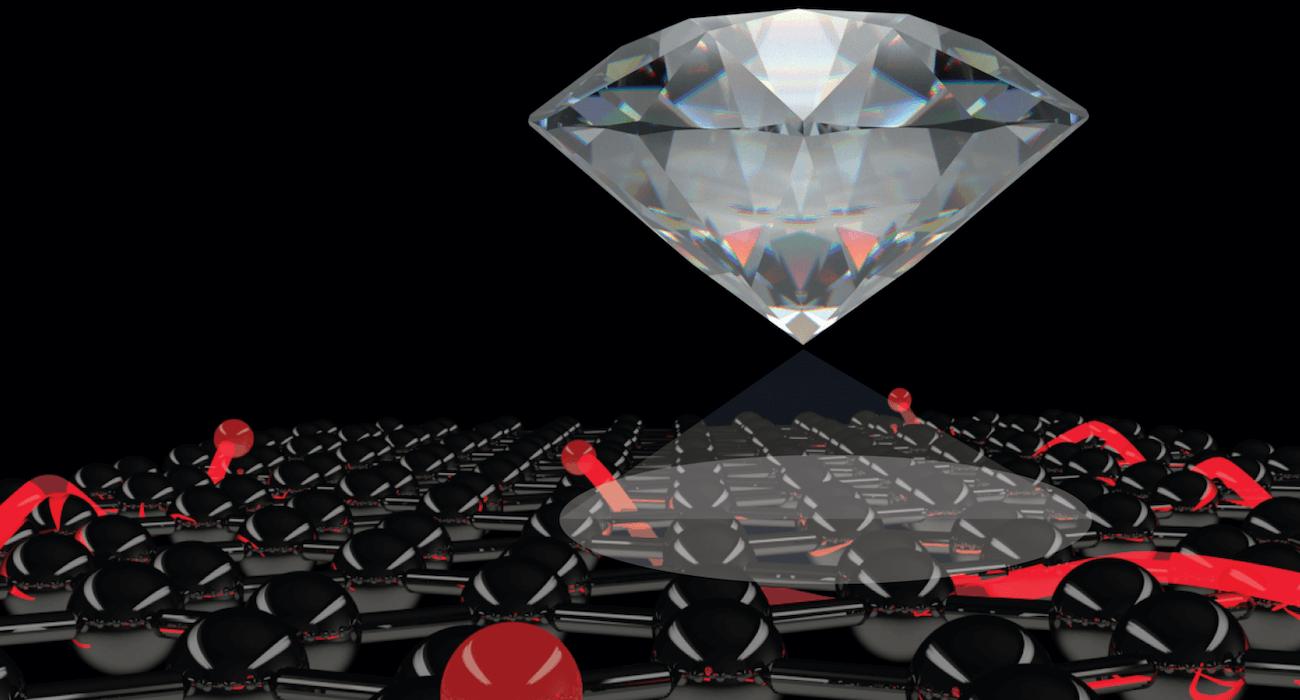 Ученым впервые удалось получить снимки движения электронов в графене