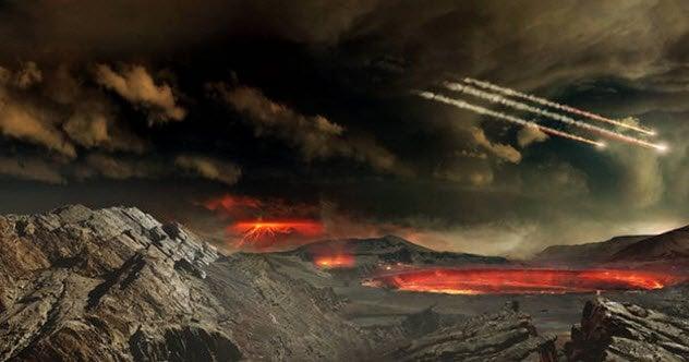 Когда-то Земля была непохожей на себя (11 фото)