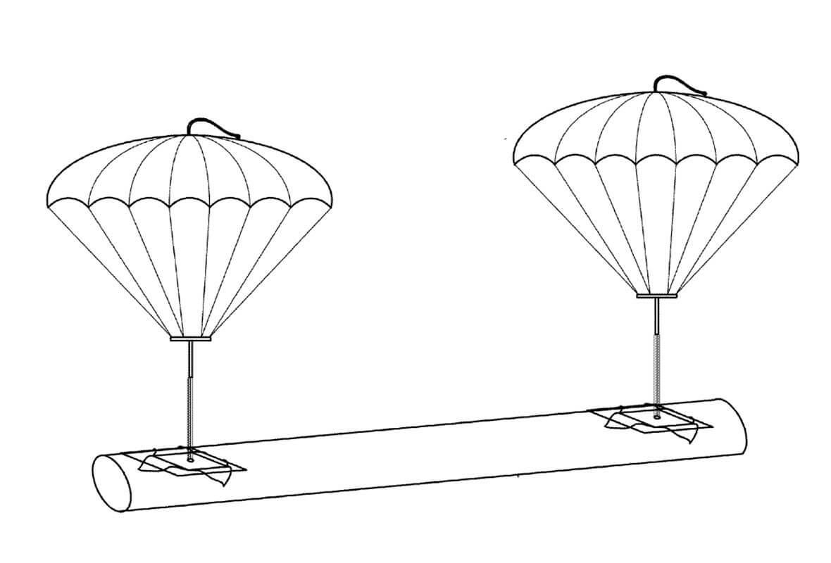 конструкция парашют планер картинки рекомендации
