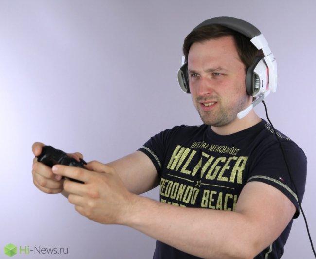 #Видео — Игровая гарнитура Gamdias Hephaestus: хардкорный мастхэв!