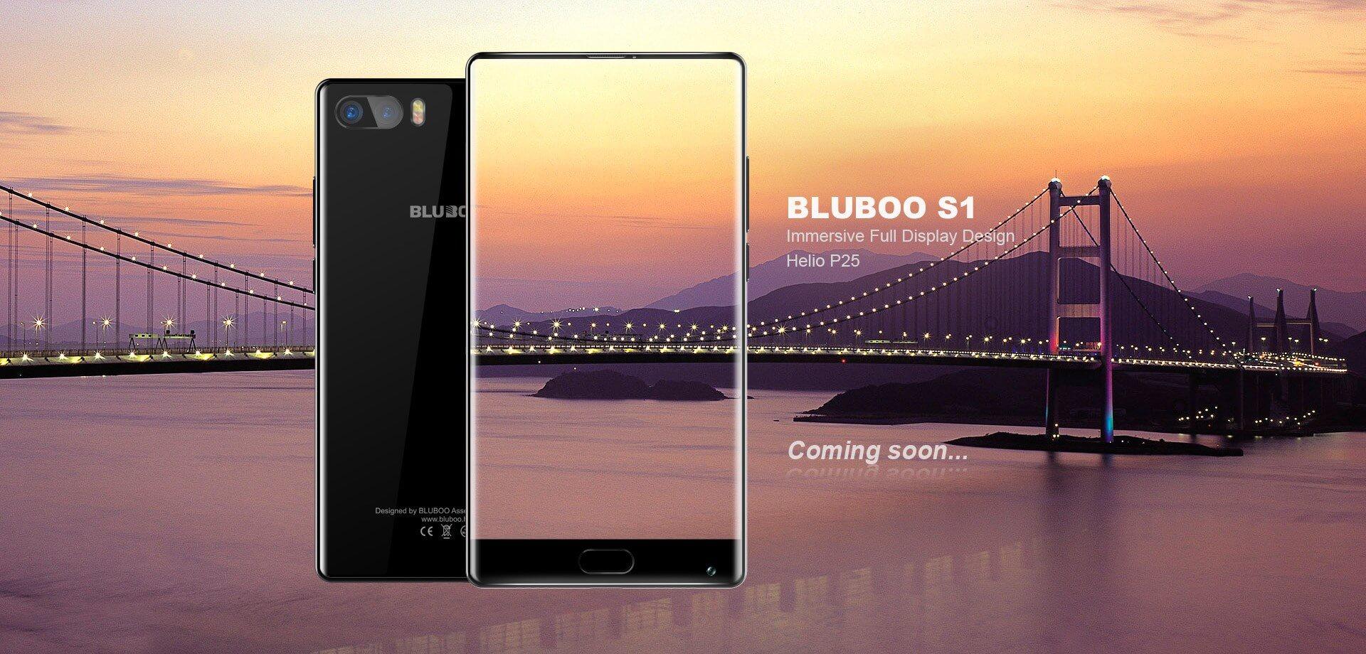 BLUBOO бросил вызов Galaxy S8
