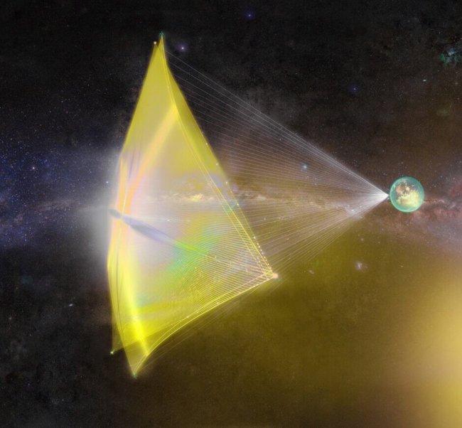 Межзвездные путешествия будут возможны раньше, чем вы думаете (2 фото + 2 видео)