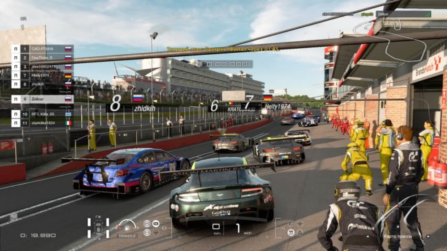 Наши впечатления от закрытой бета-версии игры Gran Turismo Sport