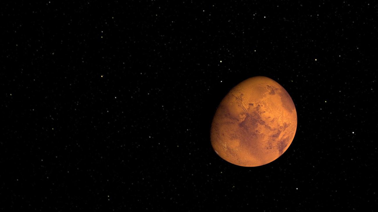 Новый лидар NASA поможет измерить скорость ветра на Марсе