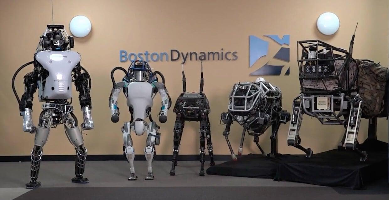 Alphabet продала Boston Dynamics японцам