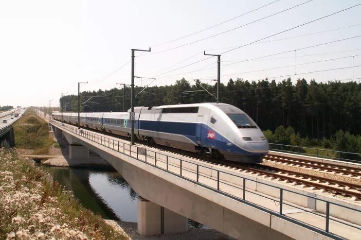 """""""Поезда-дроны"""" - к 2023 году начнет использовать Франция"""