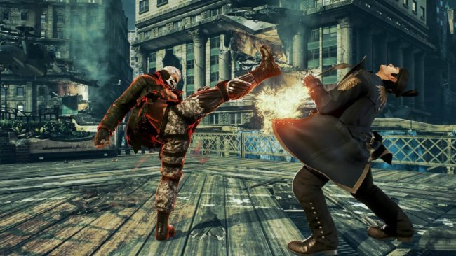 Tekken 7 Скачать Торрент Механики - фото 4