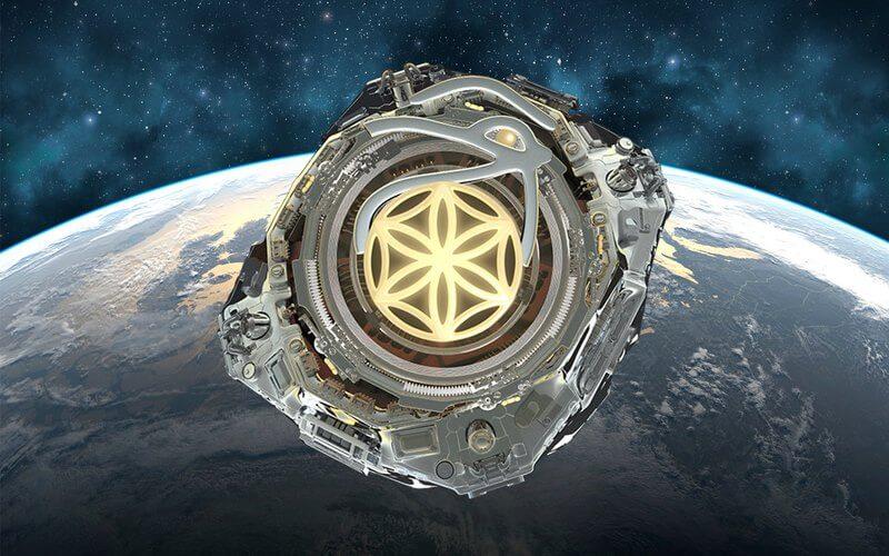 «Первая космическая нация» хочет развиваться вне правового поля Земли (2 фото)