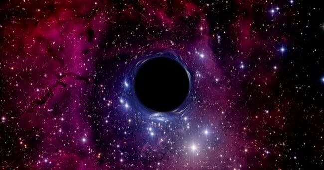 black hole - 10 способов, с помощью которых инопланетяне смогут с нами связаться