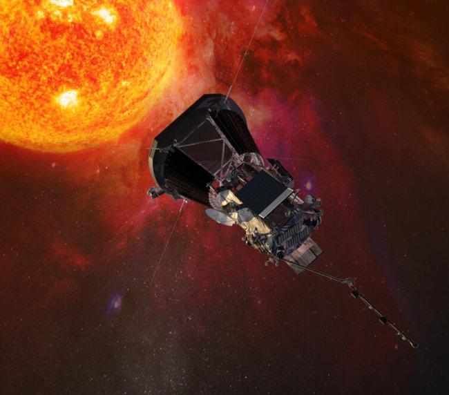 file 20170531 25704 1876hgz 650x572 - Миссия к солнцу защитит нас от солнечных бурь и поможет в освоении космоса
